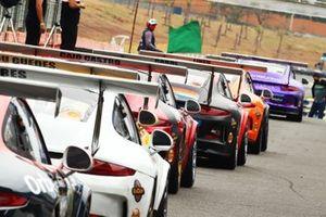 Carros da Porsche em Goiânia