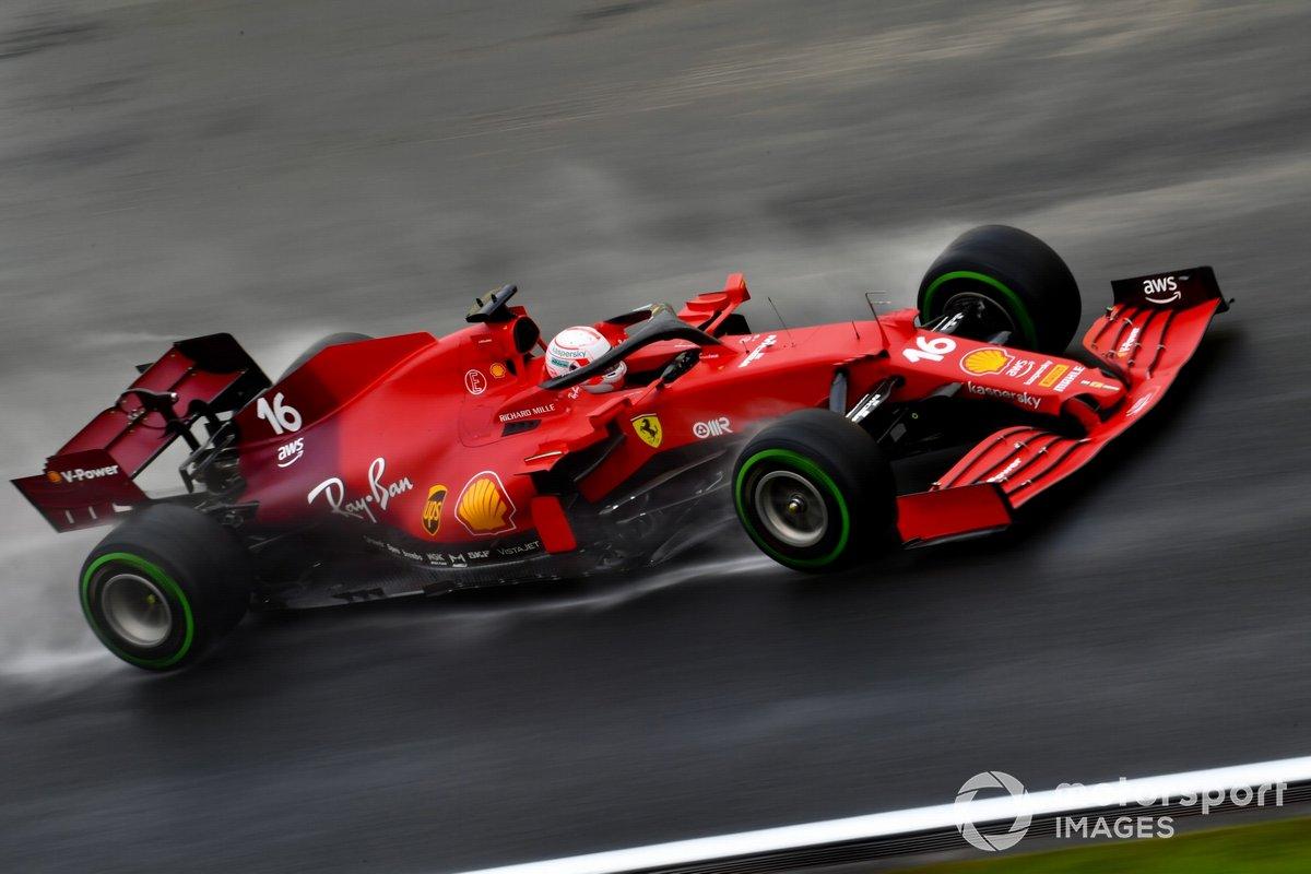 Charles Leclerc, Ferrari, 9 puan