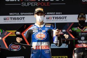 Toprak Razgatlioglu, PATA Yamaha WorldSBK Team prend la pole position