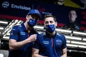 Nick Cassidy, Envision Virgin Racing, Robin Frijns, Envision Virgin Racing