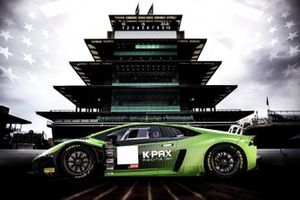 K-Pax Racing, Lamborghini Huracán GT3 Evo
