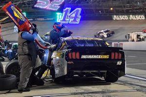 Josh Bilicki, Rick Ware Racing, Ford Mustang Insurance King