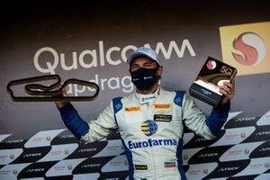 Ricardo Maurício na pole position