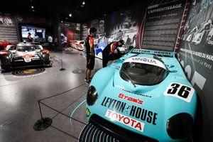 1986 Toyota Gazoo Racing 86C Group C