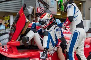 #709 Glickenhaus Racing Glickenhaus 007 LMH Hypercar, Ryan Briscoe, Richard Westbrook