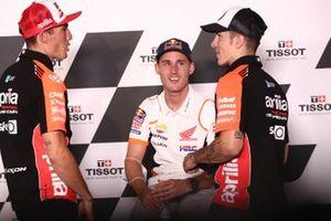 Aleix Espargaro, Aprilia Racing Team Gresini Pol Espargaro, Repsol Honda Team, Maverick Vinales, Aprilia Racing Team Gresini