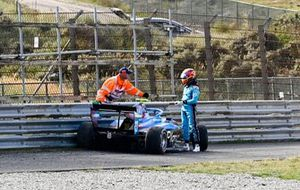 Johnathan Hoggard, Jenzer Motorsport