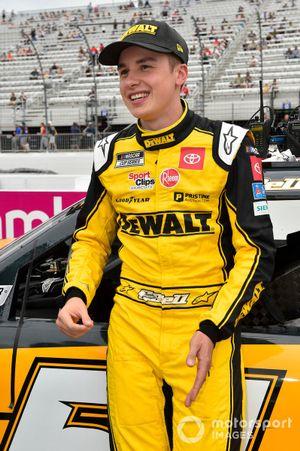 Christopher Bell, Joe Gibbs Racing, Toyota Supra DEWALT