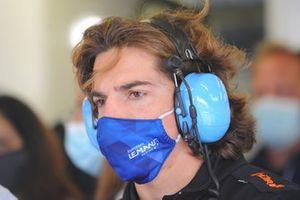 Roberto Merhi, G-Drive Racing Aurus 01 - Gibson LMP2