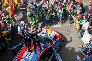 1. Thierry Neuville, Martijn Wydaeghe, Hyundai Motorsport Hyundai i20 Coupe WRC