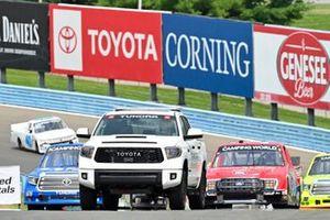 Toyota Tundra TRD Pace Truck, Austin Hill, Hattori Racing Enterprises, Toyota Tundra United Rentals