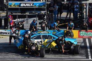 Corey LaJoie, Spire Motorsports, Chevrolet Camaro Built Bar