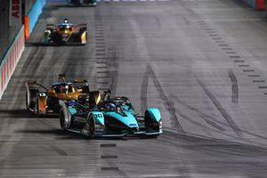 Sam Bird, Jaguar Racing, Jaguar I-TYPE 5, Antonio Felix Da Costa, DS Techeetah, DS E-Tense FE21