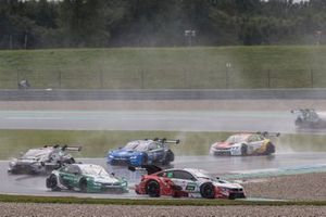 Formation lap, Robert Kubica, Orlen Team ART, BMW M4 DTM