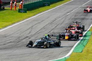 Jake Hughes, HWA Racelab and Liam Lawson, Hitech Grand Prix