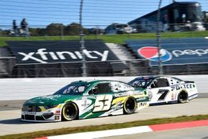 James Davison, Rick Ware Racing, Ford Mustang VIR, Josh Bilicki, Tommy Baldwin Racing, Chevrolet Camaro Insurance King
