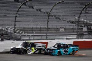 Jordan Anderson, Jordan Anderson Racing, Chevrolet Silverado Bommarito.com Ben Rhodes, ThorSport Racing, Ford F-150 Tendam