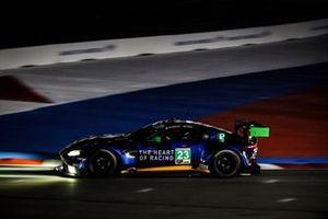 #23 Heart Of Racing Team Aston Martin Vantage GT3, GTD: Roman De Angelis, Ian James