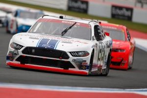 Chase Briscoe, Stewart-Haas Racing, Ford Mustang Ford Performance Racing School, Justin Allgaier, JR Motorsports, Chevrolet Camaro BRANDT