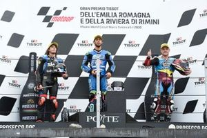 Marco Bezzecchi, Sky Racing Team VR46, Enea Bastianini, Italtrans Racing Team, Sam Lowes, Marc VDS Racing