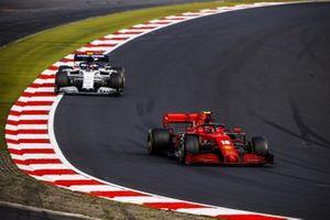 Charles Leclerc, Ferrari SF1000, Pierre Gasly, AlphaTauri AT01