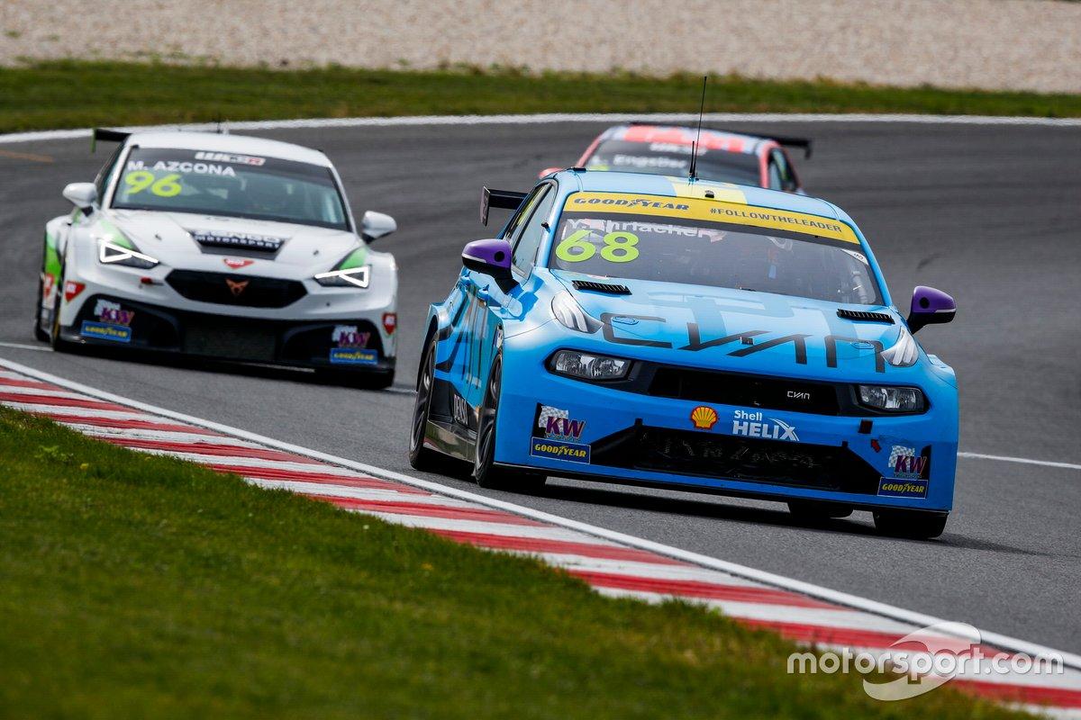 Yann Ehrlacher, Cyan Racing Lynk & Co 03 TCR