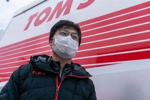 山下健太 Kenta Yamashita(#37 KeePer TOM'S GR Supra)