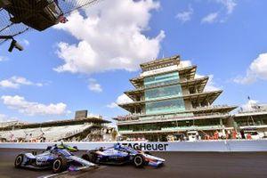 Победитель Indy 500 Такума Сато, Rahal Letterman Lanigan Racing Honda