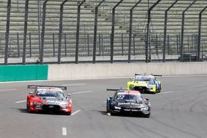 Loic Duval, Audi Sport Team Phoenix, Audi RS 5 DTM, Lucas Auer, BMW Team RMG, BMW M4 DTM