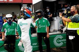 Colton Herta, Andretti Harding Steinbrenner Autosport Honda, crew