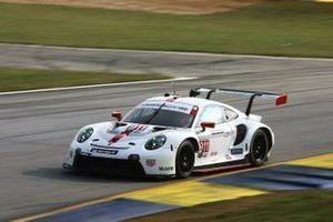 #911 Porsche GT Team Porsche 911 RSR - 19, GTLM: Nick Tandy, Fred Makowiecki, Matt Cambell