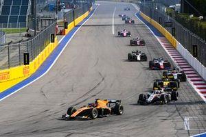 Jack Aitken, Campos Racing et Luca Ghiotto, Hitech Grand Prix