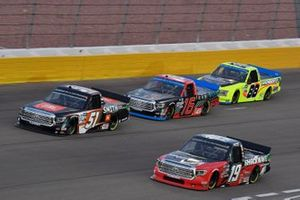 Chandler Smith, Kyle Busch Motorsports, Toyota Tundra JBL/Smith General Contracting Austin Hill, Hattori Racing Enterprises, Toyota Tundra Weins Canada Matt Crafton, ThorSport Racing, Ford F-150 Black Label Bacon/Menards Derek Kraus, McAnally Hilgemann Racing, Toyota Tundra SHOCKWAVE/ENEOS