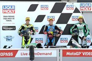Jorge Navarro, Speed Up Racing, Sam Lowes, Marc VDS Racing, Remy Gardner, SAG Racing Team