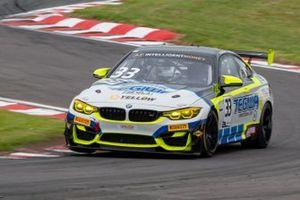 #33 Century Motorsport BMW M4 GT4: Luke Sedzikowski, Dave Whitmore
