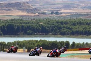 Alvaro Bautista, Team HRC, Michael van Der Mark, Pata Yamaha