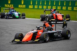 Lukas Dunner, MP Motorsport and Bent Viscaal, MP Motorsport