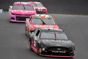Josh Bilicki, Petty Ware Racing, Ford Mustang, Daniel Suarez, Gaunt Brothers Racing, Toyota Camry Coca-Cola