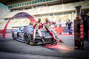 #32 Belgian Audi Club Team WRT Audi R8 LMS GT3: Charles Weerts, Dries Vanthoor
