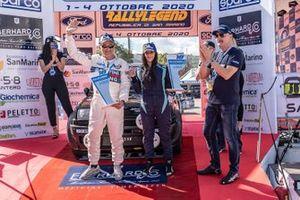 Podio WRC