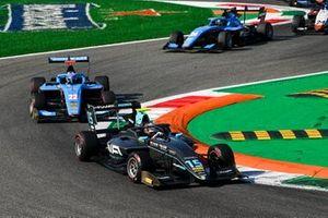 Jake Hughes, HWA Racelab and Matteo Nannini, Jenzer Motorsport