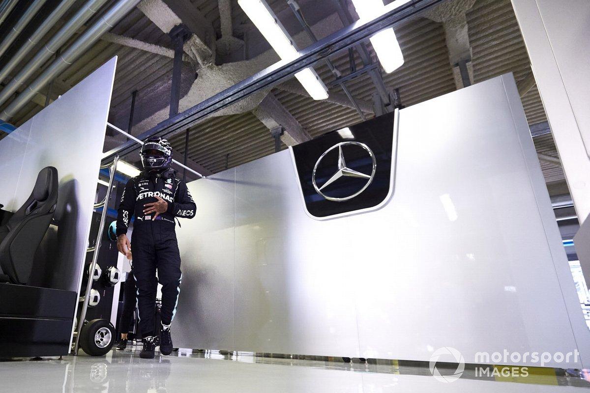 Lewis Hamilton, Mercedes-AMG F1