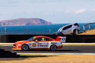 Фабиан Култхард, DJR Team Penske, Ford Mustang GT