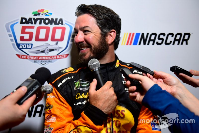 Martin Truex Jr., Joe Gibbs Racing Toyota
