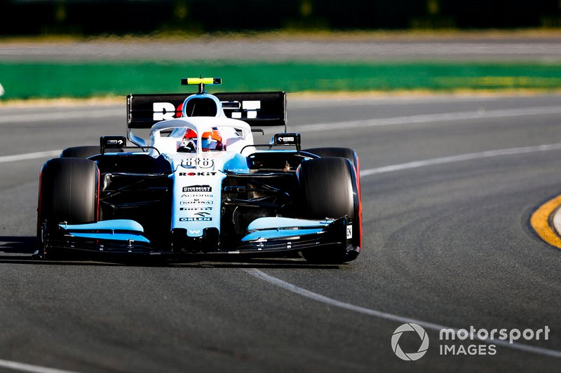 Hated: Kubica's comeback being so limp