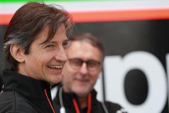 Массимо Ривола, генеральный директор Aprilia