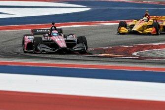 Jack Harvey, Meyer Shank Racing with Arrow SPM Honda, Ryan Hunter-Reay, Andretti Autosport Honda