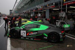 #17 Belgian Audi Club Team WRT Audi R8 LMS GT3 Evo: Shae Davies, Alex MacDowall, Paul Petit