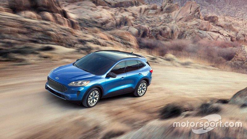Ford Kuga (Escape) 2020 року