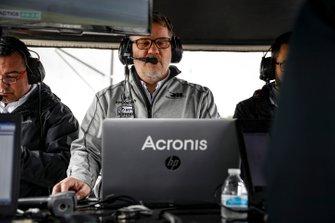Takuma Sato, Rahal Letterman Lanigan Racing Honda, engineer